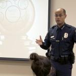 Interim police chief sets goals for SDSUPD