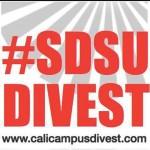 Campaign urges SDSU divestment