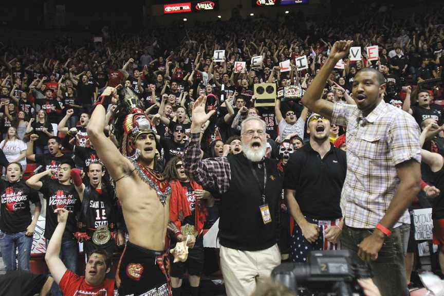 SDSU ends losing streak in O.T.