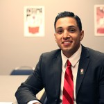 A.S. presidential candidate: Gabriel Torres