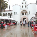 Despite rain, students explore SDSU