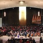 Requiem earns standing ovation