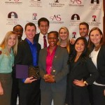 Students awarded for business achievements
