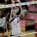 Aztecs come up short in LSU Tiger Classic