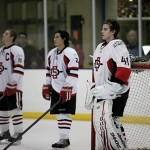 Hockey Club drops two games to Sun Devils
