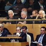 U.N. talks Palestine
