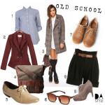 Trend Watch: Old School