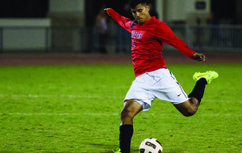SDSU men's soccer opens with 3-1 win over Grand Canyon