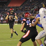 Kaehler finds air attack vs Air Force