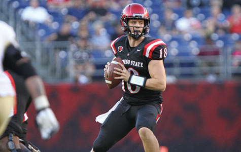 Tale of two halves costs Aztec football