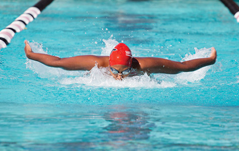Swimmers take first at A3 Performance Invitational