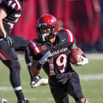 Aztecs look to sail past Navy in Poinsettia Bowl