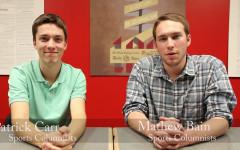 [VIDEO] Sports with Matt & Pat is back!