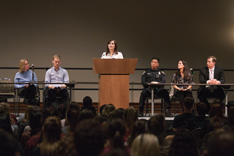 Greek community holds sexual violence awareness panel discussion