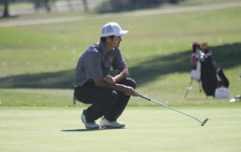 Men's golf gets sixth place in Lamkin San Diego Classic