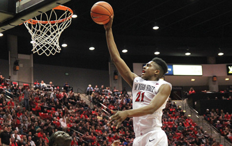 Malik Pope will return to SDSU for his sophomore year