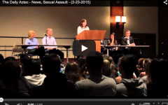 [VIDEO] SDSU hosts sexual violence and awareness discussion
