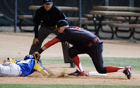 Baseball off to 7-1 start after series with Riverside