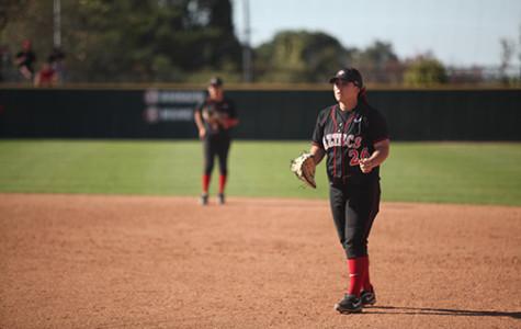 SDSU softball struggles at Mary Nutter Collegiate Classic