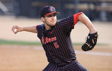 Aztecs to host Crusaders at Tony Gwynn Stadium