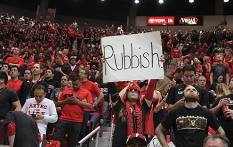 Keep ineffective fans off the court