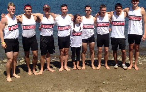 SDSU rowing poised for bright future
