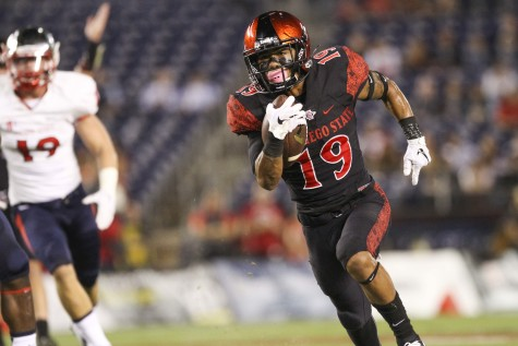 Monday Morning QB: Why did SDSU use an injured Pumphrey late against Hawaii?