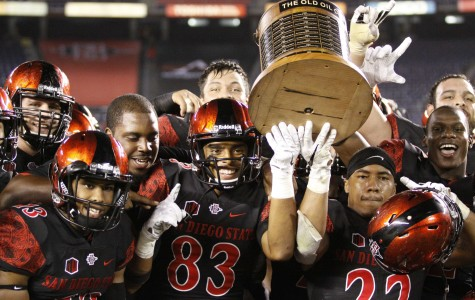 SDSU football beats Fresno State, takes back the Old Oil Can