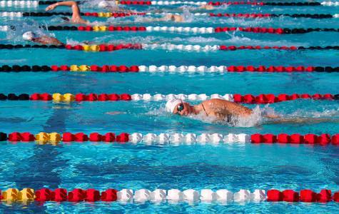 Alexandra Caplan leads SDSU swim and dive at Air Force Diving Invitational
