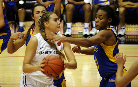 Aztecs 'too slow' as UC Riverside speeds by for 85-68 win