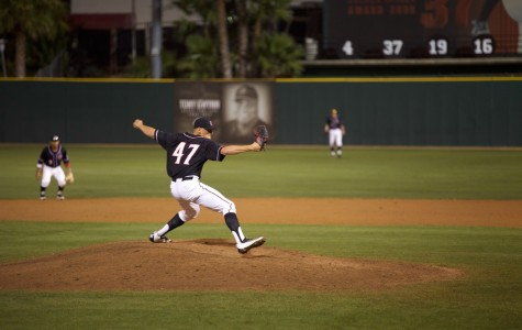 SDSU baseball suffers through eight-run second inning on way to 13-7 loss to New Mexico
