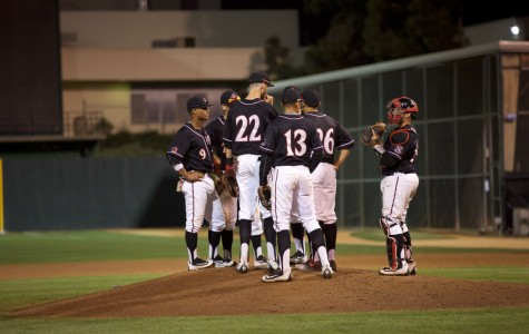 SDSU baseball downs Cal State Fullerton 7-2, splits season series 1-1