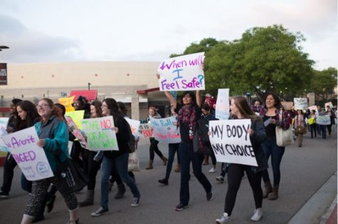 Take Back the Week events focus on sexual violence awareness