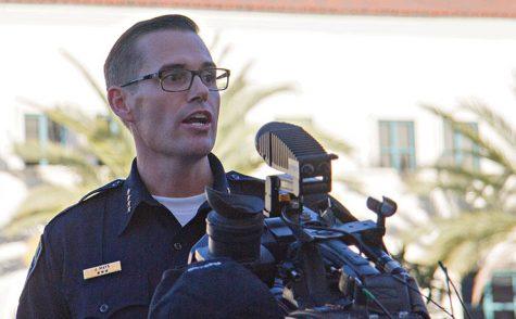 Video: SDSUPD forceful arrests spark campus demonstration