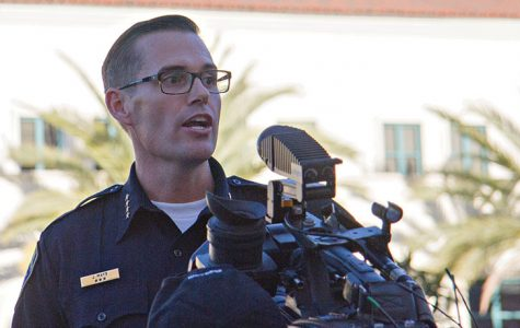 Video: SDSUPD forceful arrests spark campus demonstration