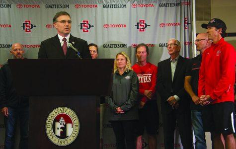 John David Wicker named as SDSU's Athletic Director