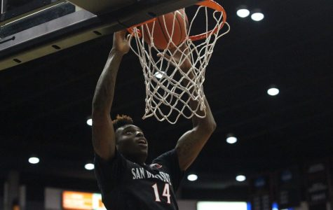 SDSU gets back to winning ways with a 81-58 victory over San Diego Christian