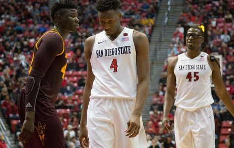 Aztecs' nonconference woes continue with 74-63 loss to Arizona State