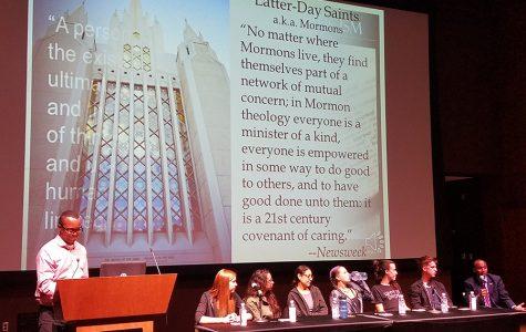 Religiones se unen con un propósito