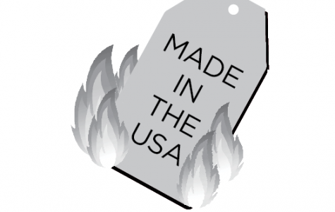 Despite its problems, American Apparel was something most fashion brands are not — made in the USA