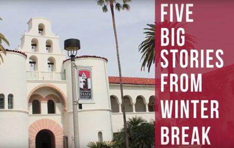 Five big stories from winter break