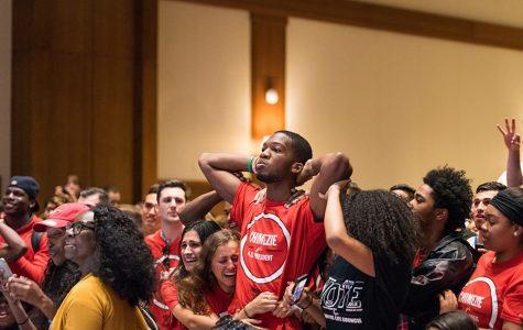 Transform SDSU sweeps Associated Students election