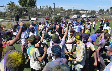 Sanskriti Association hosts Holi festival