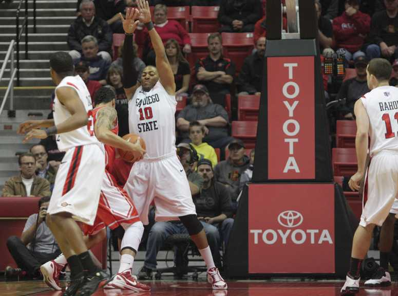 Double trouble; SDSU loses second straight