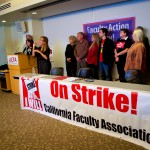 CSU faculty union approves potential strike