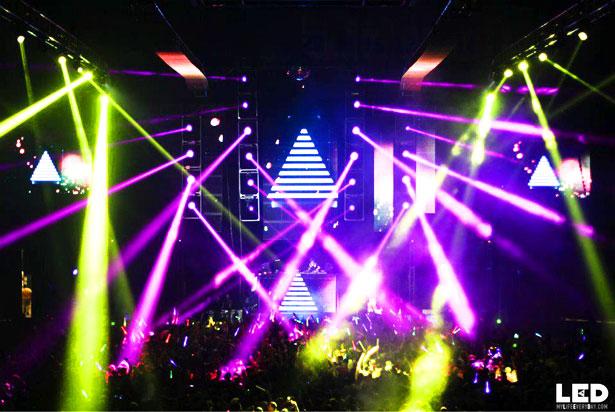 LED Anniversary V
